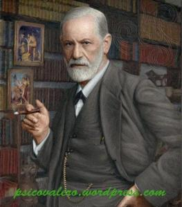 Psicovalero - Sigmund Freud
